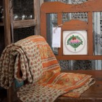 Vintage Orange armchair