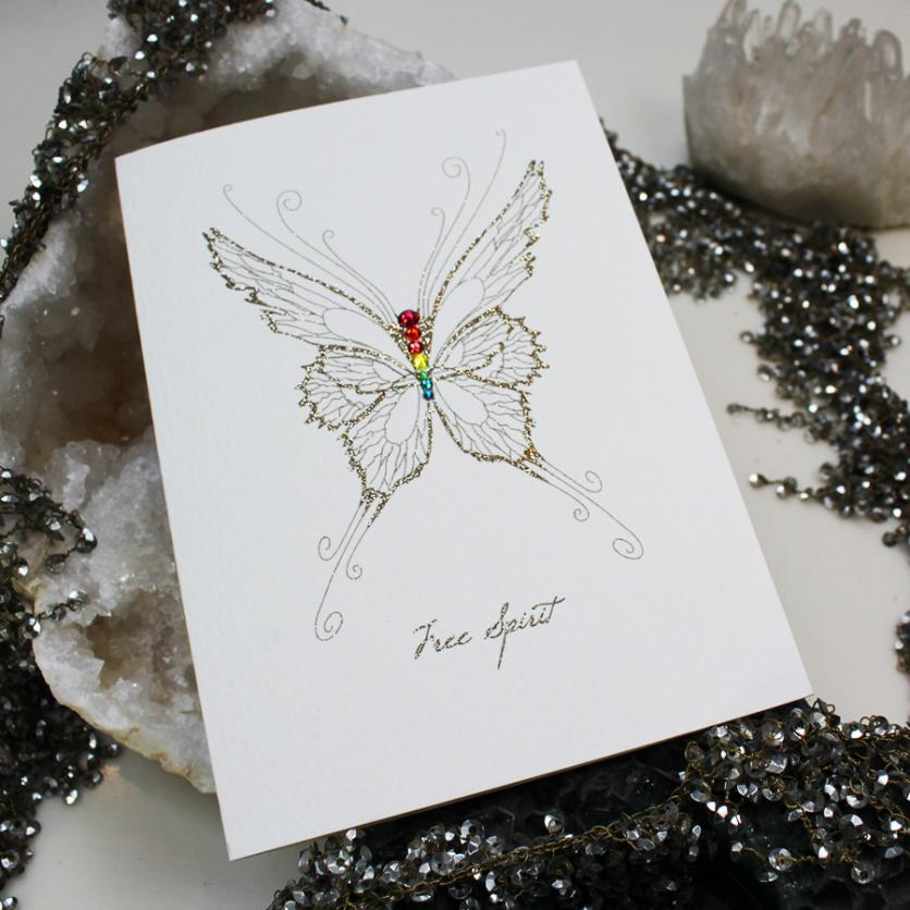Talisman Greeting Card