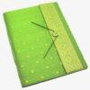 Extra Large Green Sari Album