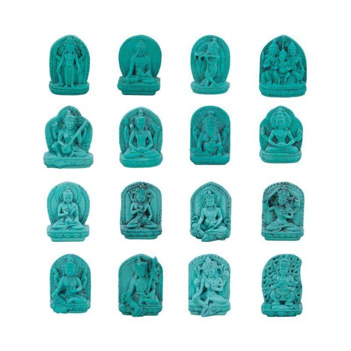 turquoise idols