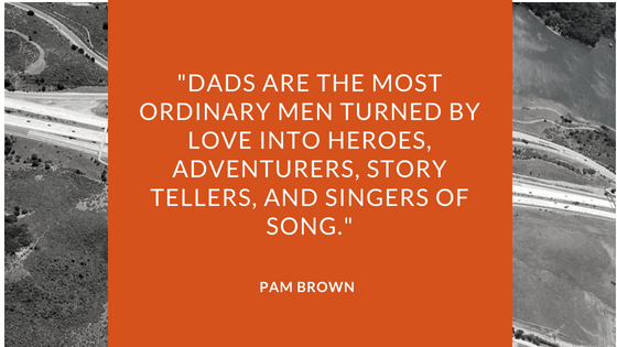 'To Dad' – A Father's Day Tribute