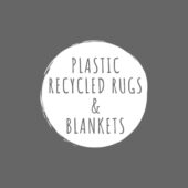 Plastic Recycled Rugs & Blankets