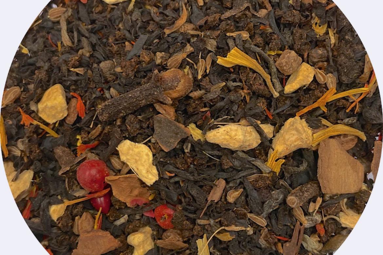 Introducing Spiced Tea: Masala Chai Blend!